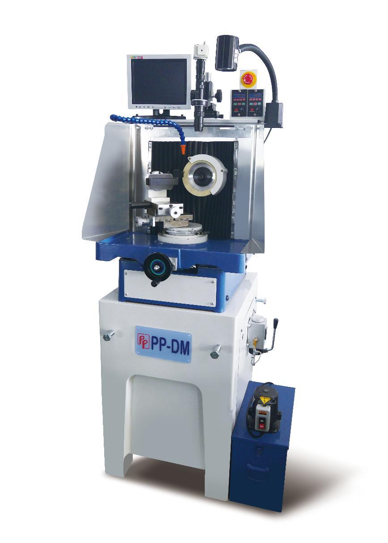 Logo Dreh- und Hobelstähleschleifmaschine - Diamond & PCBN Tool Grinder