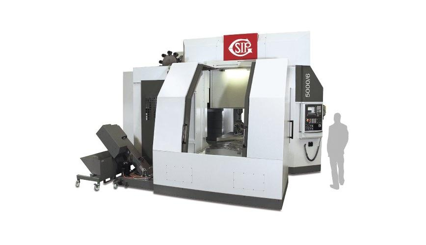 Logo Vertical machining centre - SIP 5000/6 / 5000/7