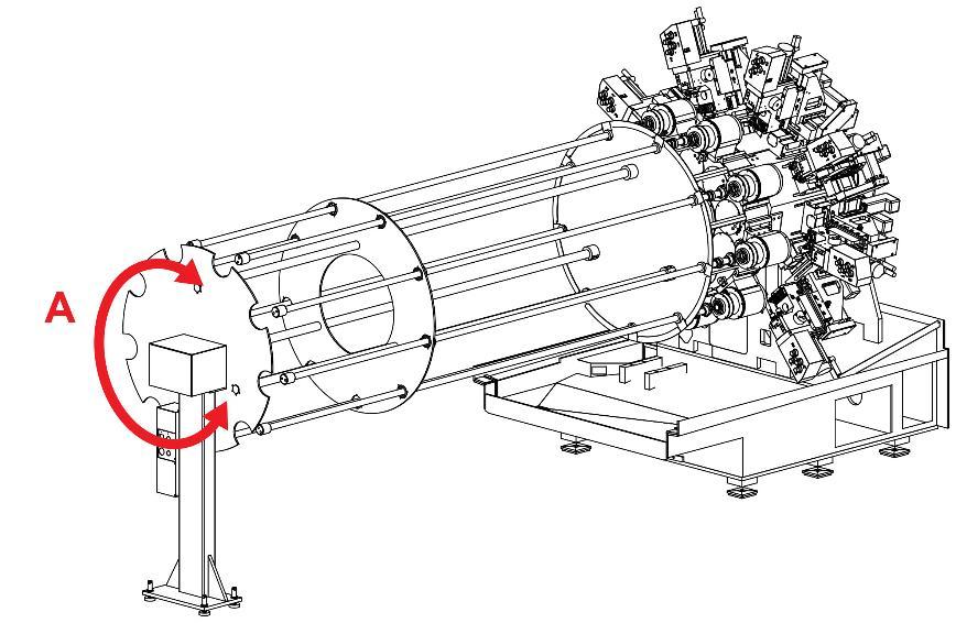 Logo Horizontal machining centre - Bumotec S1000 C