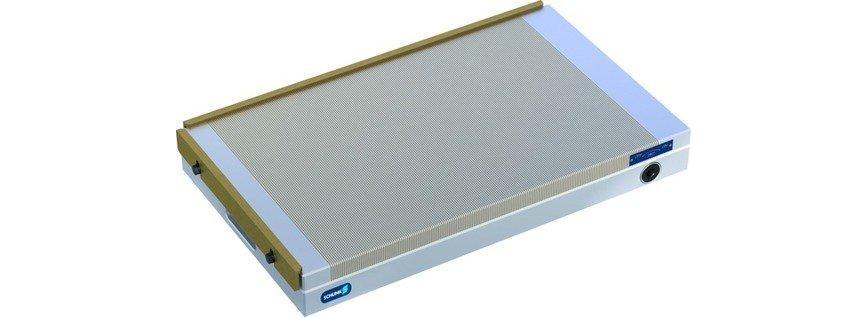 Logo Magnet-Spannplatte - MAGNOS MSC-PM15