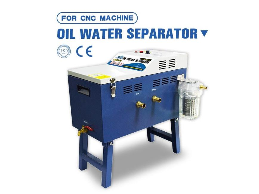 Logo Oil water separator for CNC machine tools