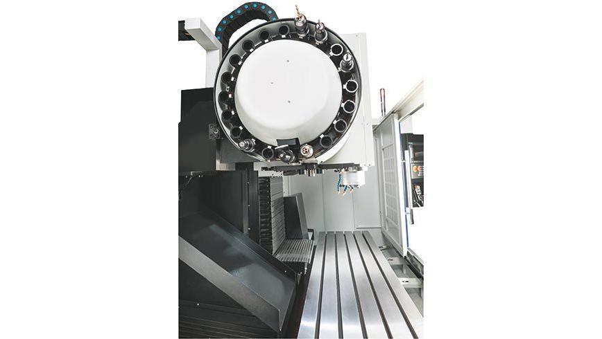 Logo CNC Bearbeitungszentrum - Matrix 2500 CNC