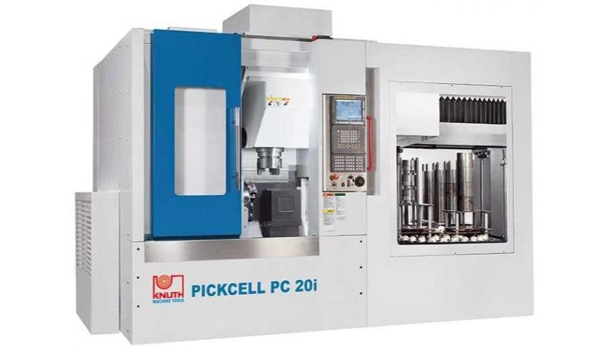 Logo CNC Vertikaldrehmaschinen - PickCell PC 20i