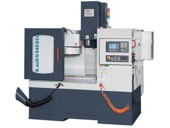 Vertical machining centre - X mill M 640 ECO - Product - EMO