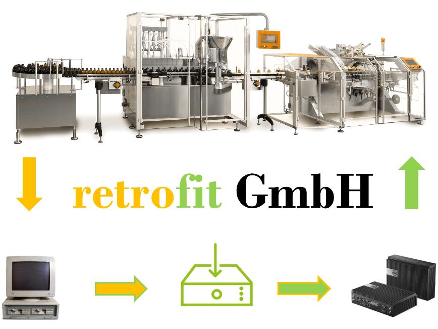 Logo Datenverarbeitungssystem - IT retrofit
