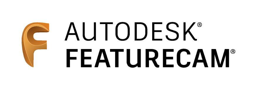 Logo CAM software - Autodesk FeatureCAM