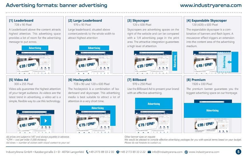Logo Internet, e-commerce - Banner advertising