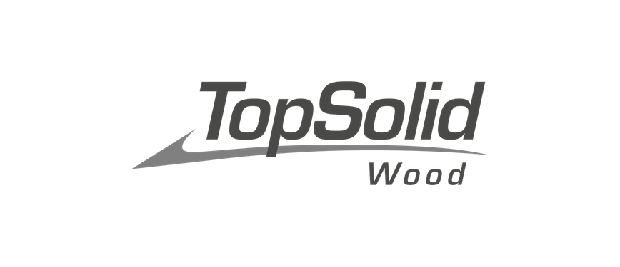 Logo CAM software - TopSolid'Wood
