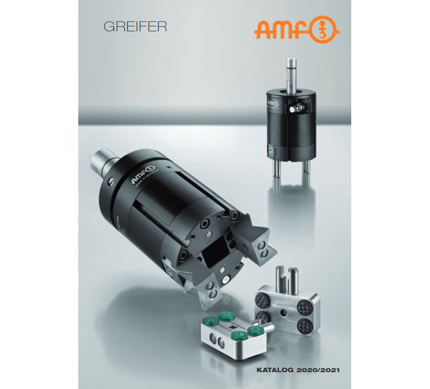 Logo Gripping tools and automatic fixtures - Gripper