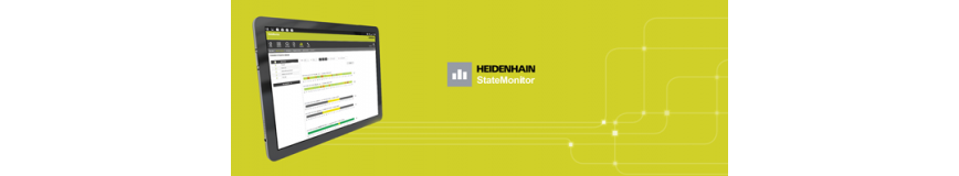 Logo Software for production data acquisition - StateMonitor