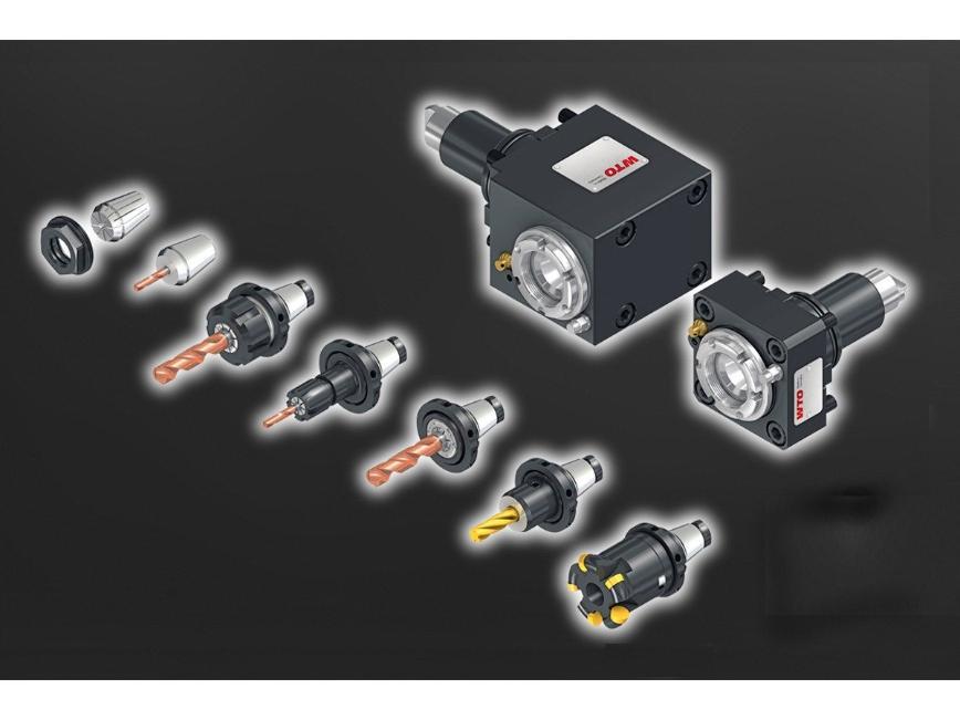Logo Werkzeugsystem, modular - QuickFlex® Schnellwechselsystem