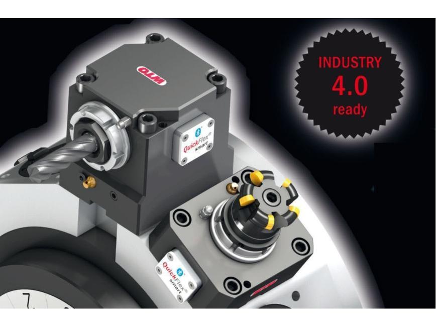 Logo Werkzeugsystem, modular - QuickFlex® smart