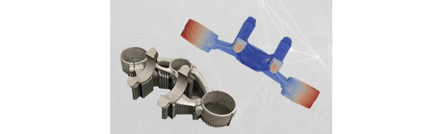 Logo Engineering für additive Verfahren - ANSYS Additive Print