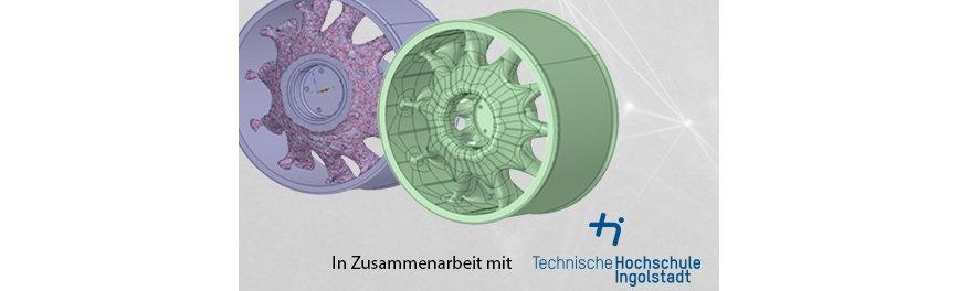 Logo Software für Simulation von Produkten - ANSYS Space Claim