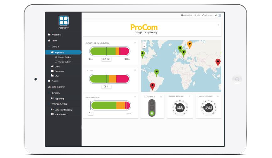 Logo Cloud application for production - Clouver