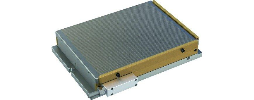 Logo Magnetic clamping plate - MAGNOS MSC-PM62F