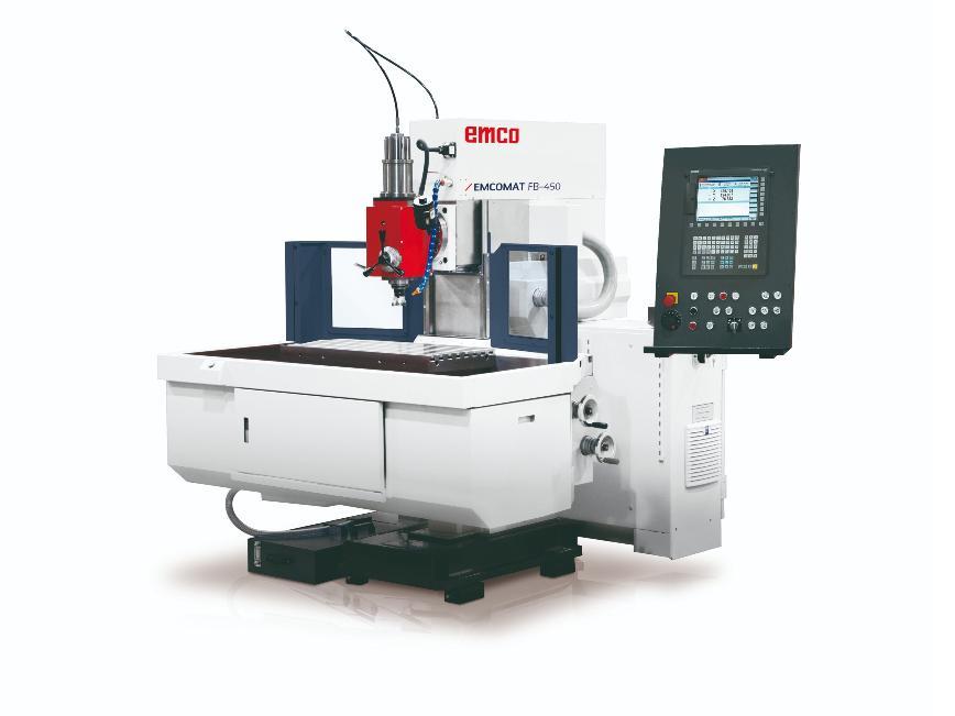 Logo Universal tool milling machine - EMCOMAT FB-450 / FB-600 L