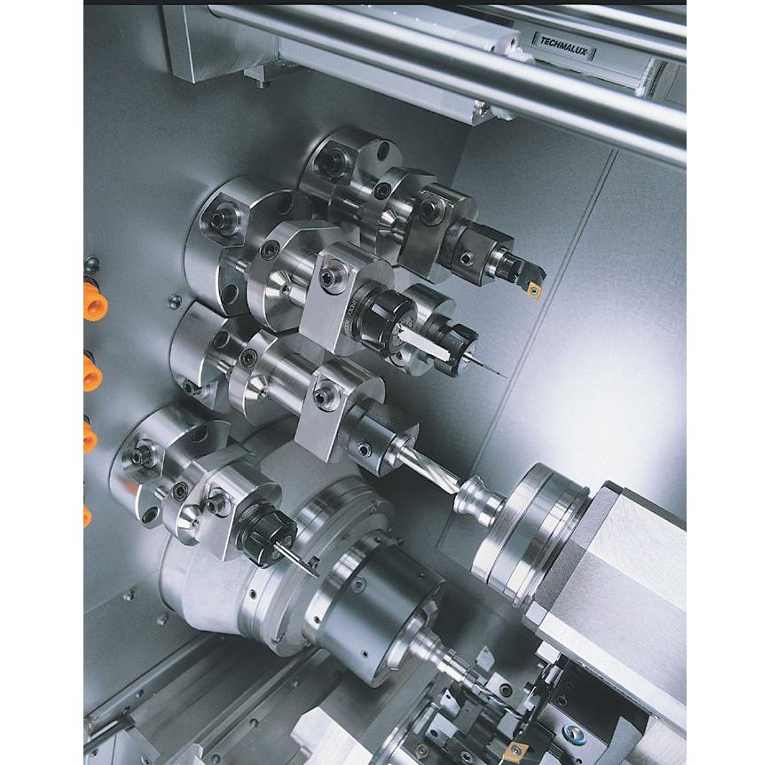 Logo Universal automatic lathe - ABC