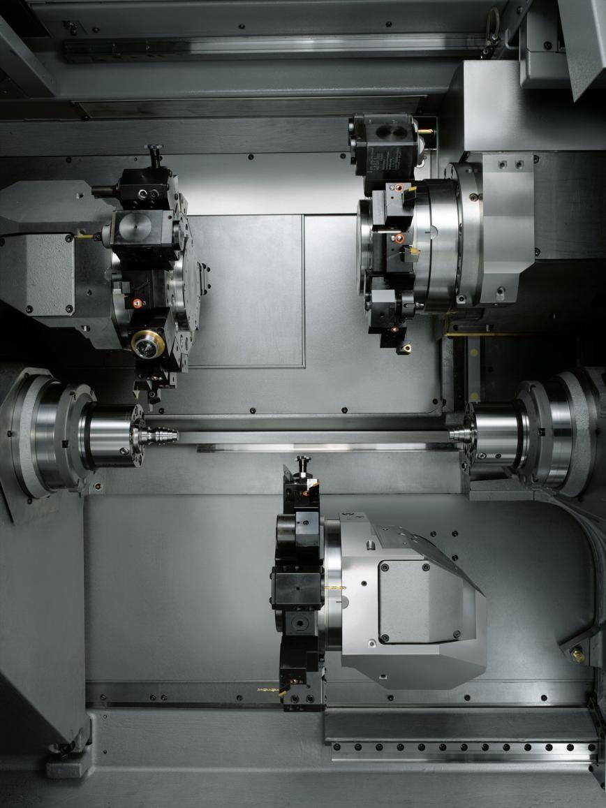 Logo Universal automatic lathe - C100