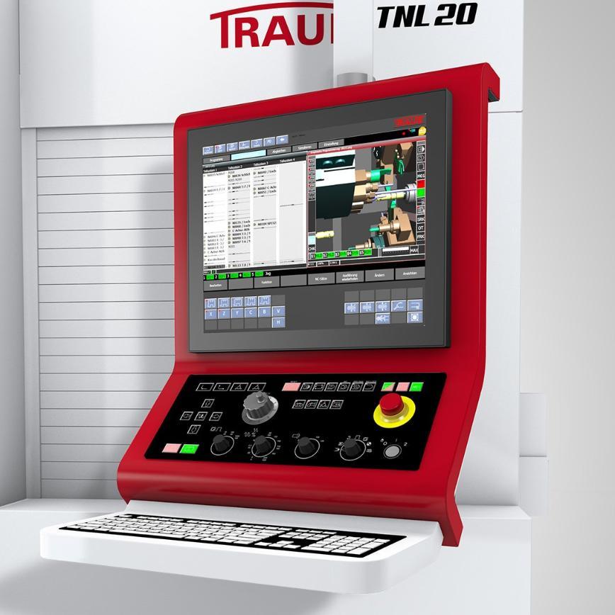 Logo Other lathe - TNL20