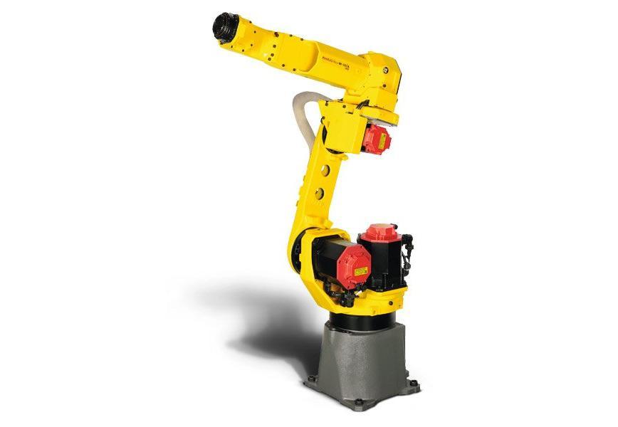 Logo Schneller Roboter mit kurzem Arm und hohlem Handgelenk - M-10iA/12S