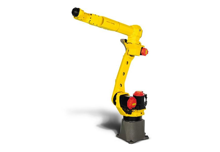Logo Schneller Roboter mit langem Arm und hohlem Handgelenk  - M-10iA/7L