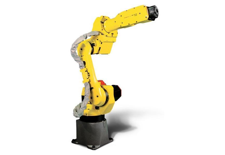 Logo Schneller Roboter mit hoher Trägheit und kurzem Arm - M-10iA/10MS