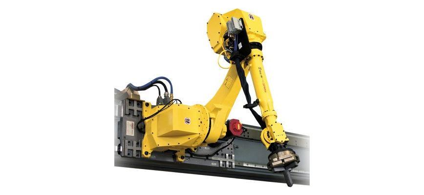 Logo Top mount multipurpose robot  - M-710iC/50T