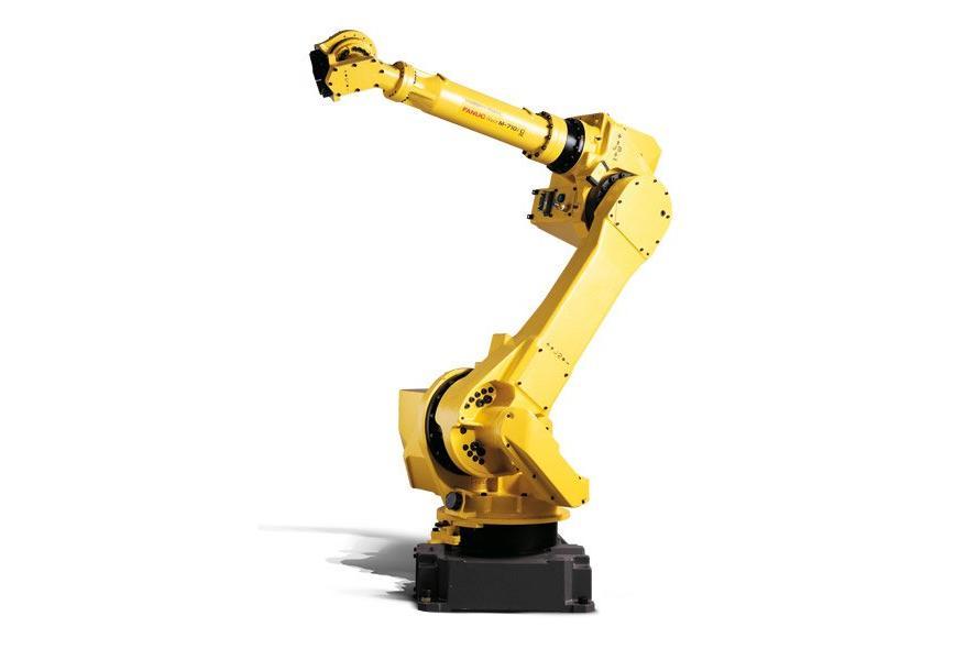 Logo Standard-Mehrzweckroboter für 70 kg Nutzlast - M-710iC/70