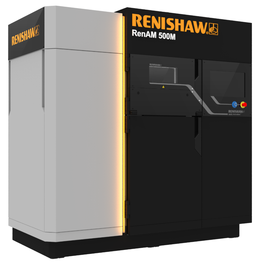 Logo RenAM500M Metal additive manufacturing (3D printing) system