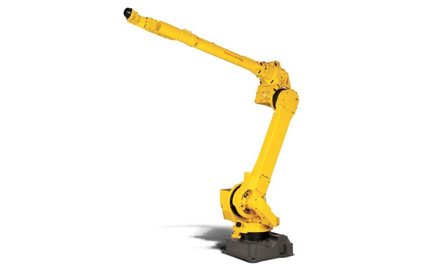 Logo Long arm small payload multipurpose robot  - M-710iC/12L