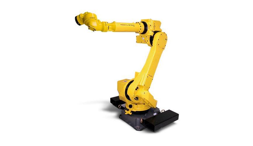 Logo Offset wrist multipurpose robot  - M-710iC/50E