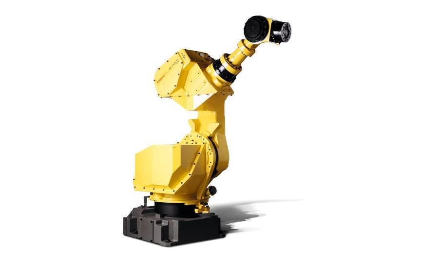 Logo Short arm multipurpose robot  - M-710iC/50S