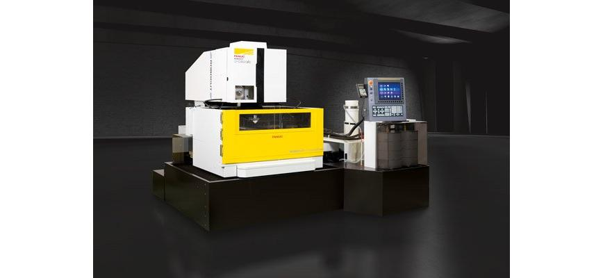 Logo Wire spark erosion machine - α-C800iB