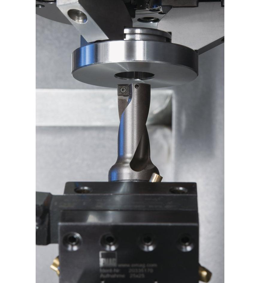 Logo CNC Turning Centers with TrackMotion - VL 4 DUO line