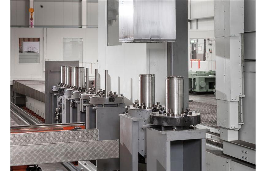Logo Vertical machining centre - PowerTec
