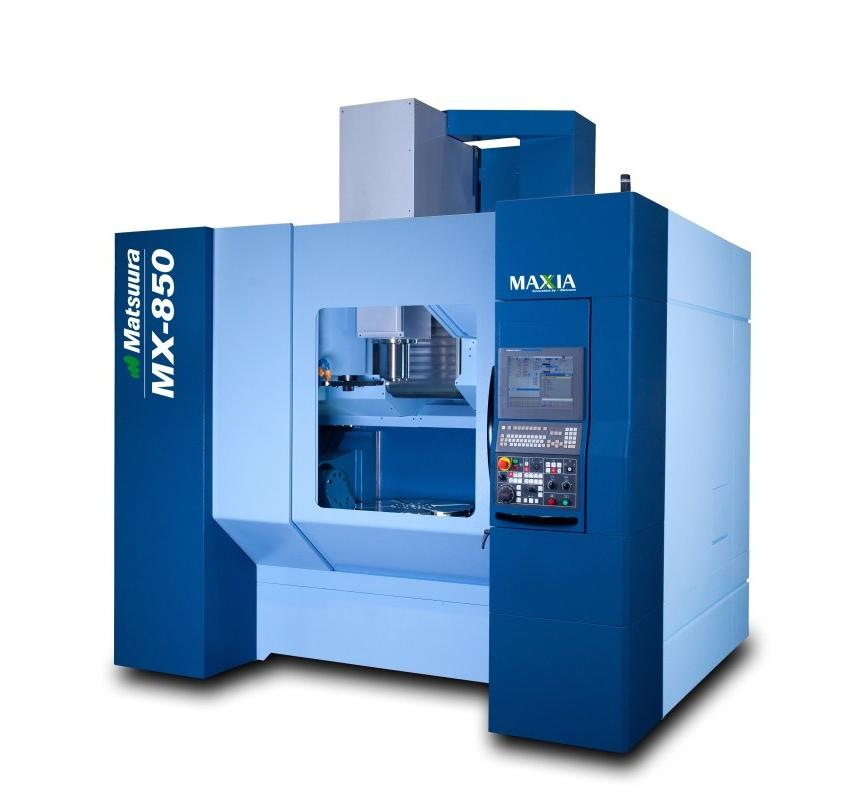 Logo 5-Axis Vertical Machining Centre - MX-850