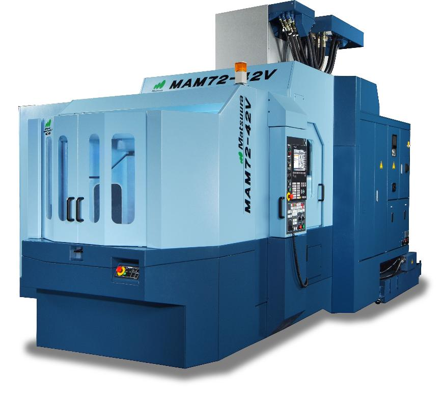 Logo 5-Axis Vertical Machining Centre - MAM72-42V
