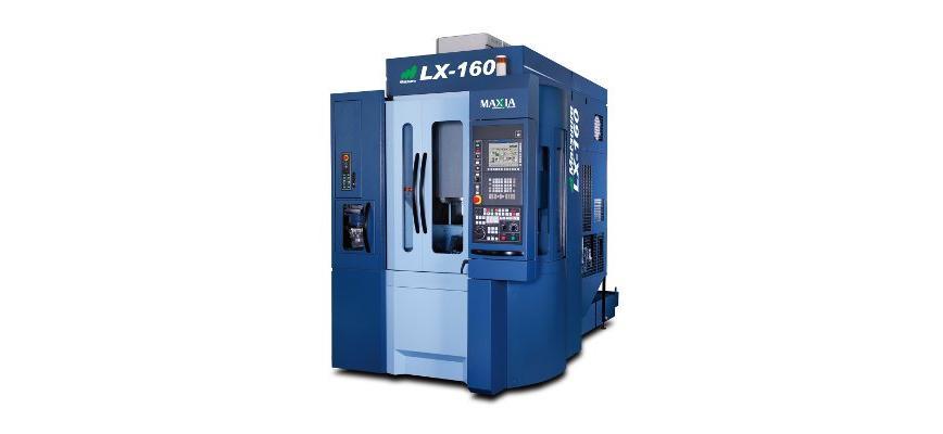 Logo Linearmotormaschine - LX-160