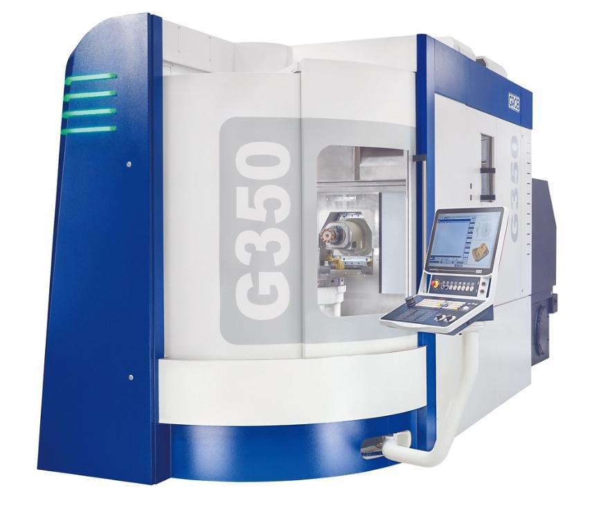 Logo Universal machining center - G350 – Generation 2