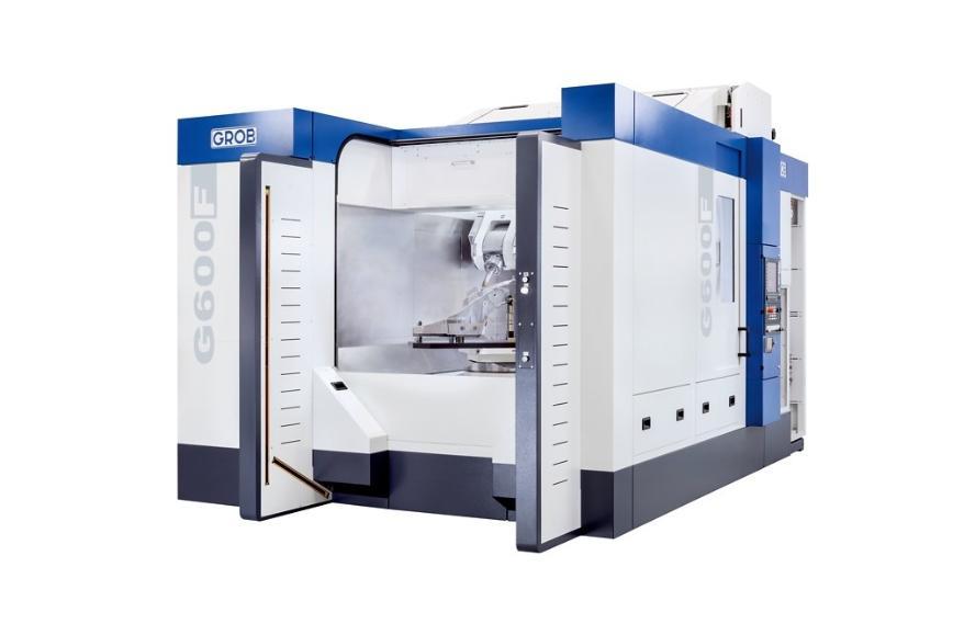 Logo machining centers for frame structure parts - Bearbeitungszentren für