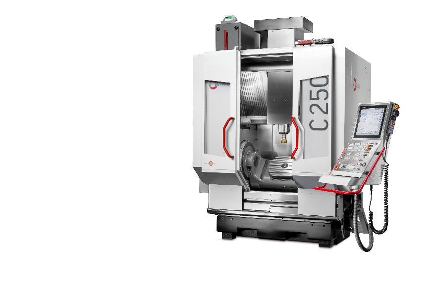 Logo Dynamisches CNC Bearbeitungszentrum für den Einstieg - Bearbeitungszen