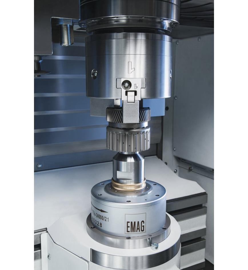 Logo Spitzenlose Rundschleifmaschine - VLC 100 G