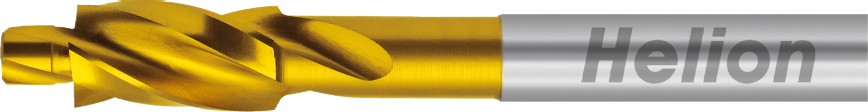Logo Counterbore - Countersinker 180º Fine Guide Tol. DIN 373 HSS TIN