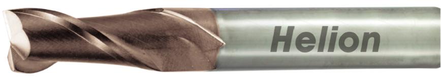 Logo Schaftfräser - SOLID CARBIDE END MILL Z2 · 30°