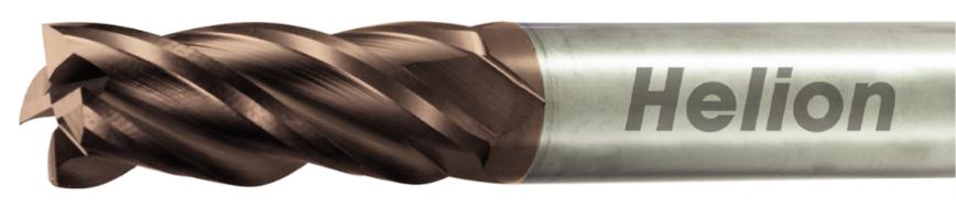 Logo Schaftfräser - SOLID CARBIDE END MILL Z4 · 30°