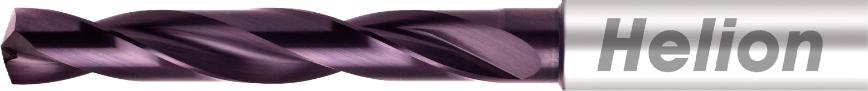Logo Spiralbohrer / Vollbohrer - SOLID CARBIDE DRILL 5XD