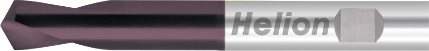 Logo Spiralbohrer / Vollbohrer - HSSCO CNC 120° SPOTTING DRILL TIALN