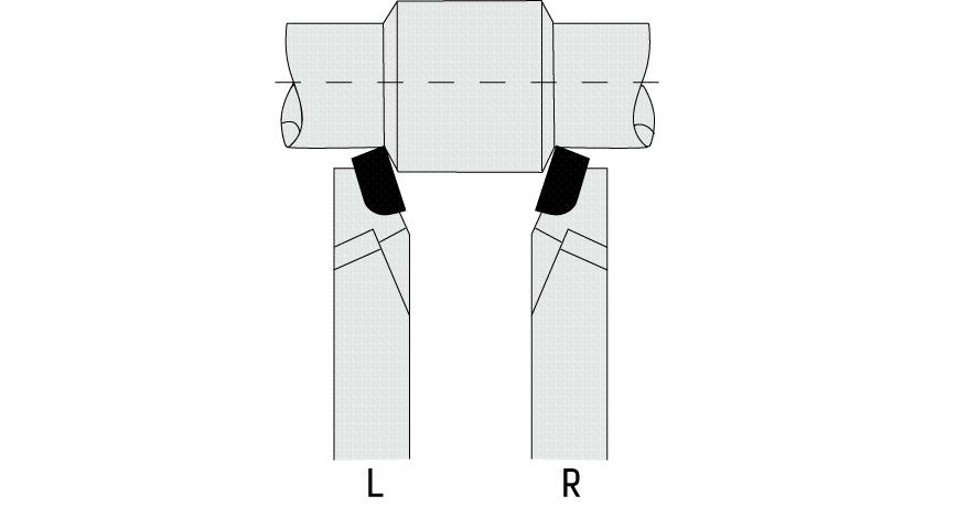 Logo Drehling - TURNING TOOL DIN 4971/ISO 1
