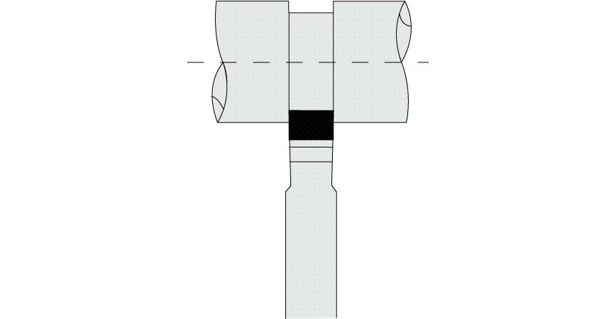 Logo Tool bit - WIDTH GROOVING TOOL DIN 4976/ISO 4